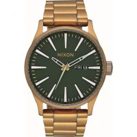 Herren Nixon The Sentry SS Uhr