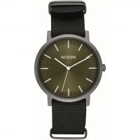 Unisex Nixon The Porter Nylon Watch A1059-1089