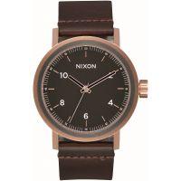 Herren Nixon The Stark Leder Uhren