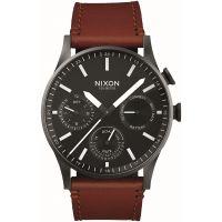 Nixon The Ambassador Leder Uhren