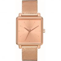 Unisex Nixon The K Squared Milanese Watch A1206-897