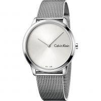 Damen Calvin Klein Minimal Watch K3M211Y6