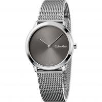 Damen Calvin Klein Minimal Watch K3M221Y3