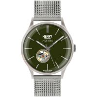 homme Henry London Heritage Watch HL42-AM-0283