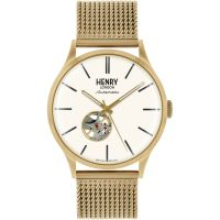 homme Henry London Heritage Watch HL42-AM-0284