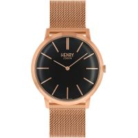 homme Henry London Iconic Watch HL40-M-0254