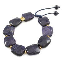 femme Lola Rose Jewellery Alison Blue Sandstone Bracelet Watch 2O2039-003000