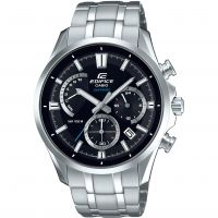 Casio Edifice Sapphire Herenchronograaf Zilver EFB-550D-1AVUER