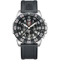 Herren Luminox 3180 Serie Navy Seal Colormark Chronograf Uhren