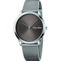 Unisex Calvin Klein Minimal Watch K3M211Y3