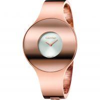 Damen Calvin Klein Seamless Größe mittelgroß Uhren
