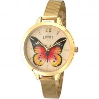 Damen Limit Secret Garden Collection Watch 6276.73