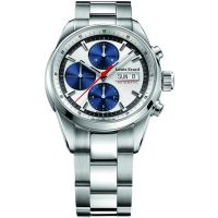Mens Louis Erard Heritage Sport Automatic Chronograph Watch