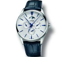 homme Oris Artelier Moonphase Watch 0178177294051-0752166FC