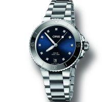 Damen Oris Aquis Watch 0173377314195-0781805P