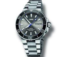 Herren Oris Aquis Watch 0175277334183-SET-MB