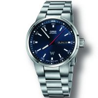 Mens Oris Williams Day-Date Automatic Watch