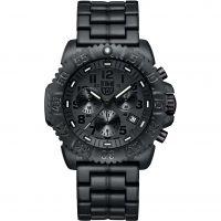 Mens Luminox 3080 Series Navy Seal Colormark Chronograph Watch