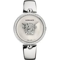 Versace Palazzo Empire Bangle Dameshorloge Zilver VCO090017