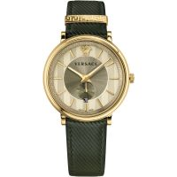 Damen Versace V-Circle - The Manifesto Edition Watch VBQ030017