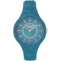 unisexe Versus Versace Fire Island Glitter Watch SPOQ180017