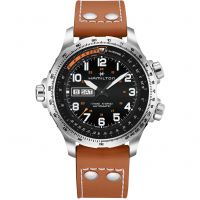 Herren Hamilton Khaki Aviation X-Wing Automatik Uhren