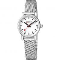 Ladies Mondaine Swiss Railways Evo2 Petite Watch