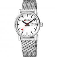 Ladies Mondaine Swiss Railways Evo2 30 Watch