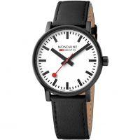 Mens Mondaine Swiss Railways Evo2 40 Watch