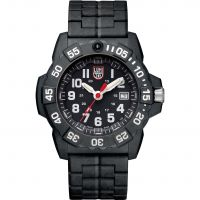 Mens Luminox 3500 Series Navy Seal Watch XS.3502