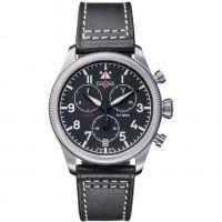 Herren Davosa Aviator Chronograph Watch 16249955