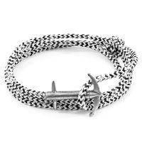 Anchor & Crew White Noir Admiral Bracelet JEWEL AC.SI.AD10