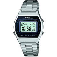Unisexe Casio Classique Alarme Chronographe Montre