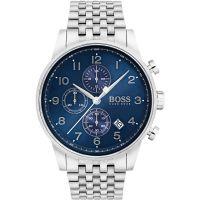 Herren Hugo Boss Navigator Chronograph Watch 1513498