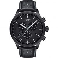 Herren Tissot Chrono XL NBA San Antonio Spurs Chronograf Uhren