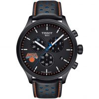 Herren Tissot Chrono XL NBA neu York Knicks Chronograf Uhren