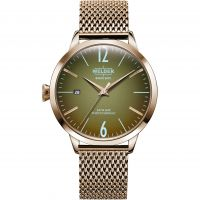 Unisex Welder The Moody 38mm Watch K55/WRC625