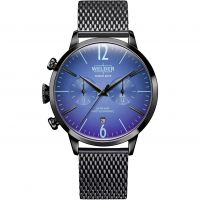 Unisex Welder The Moody 42mm Dual Time Watch K55/WWRC809