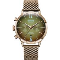 Unisex Welder The Moody 42mm Dual Time Watch K55/WWRC813