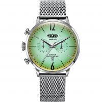 Unisex Welder The Moody 45mm Dual Time Watch K55/WWRC400