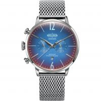 unisexe Welder The Moody 45mm Dual Time Watch K55/WWRC403
