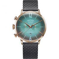 Unisex Welder The Moody 45mm Dual Time Watch K55/WWRC405