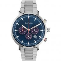 Mens Paul Smith Track Chronograph Watch PS0070012