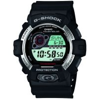 homme Casio G-Shock Alarm Chronograph Tough Solar Watch GR-8900-1ER