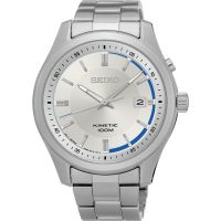 Hommes Seiko Kinetic Kinetic Montre
