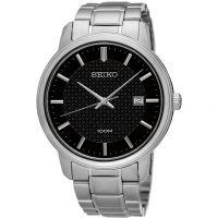 Herren Seiko elegante Uhr