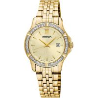 Ladies Seiko Dress Watch SUR728P1