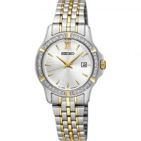 Ladies Seiko Dress Watch SUR732P1