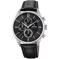 Herren Festina Chronograph Watch F20286/4