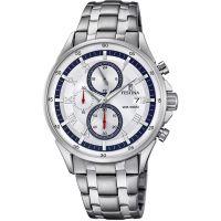 Herren Festina Chronograph Watch F6853/1